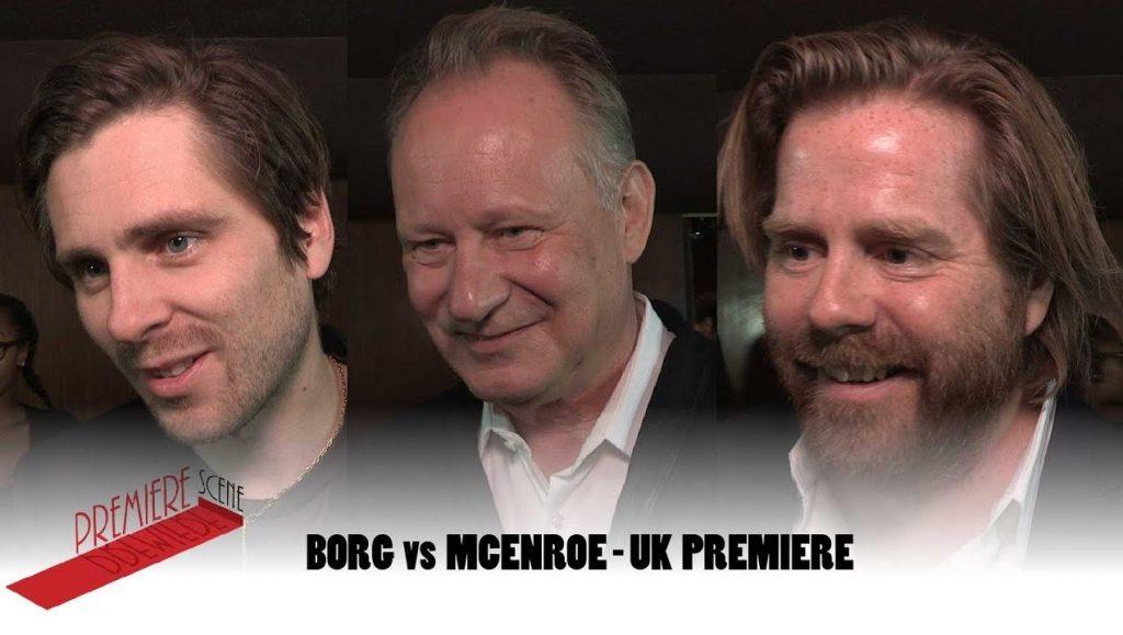 Borg vs. McEnroe Premiere