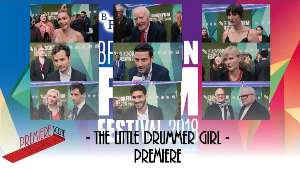 The Little Drummer Girl Premiere