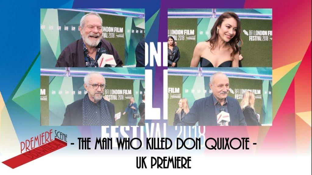 The Man Who Killed Don Quixote Premiere