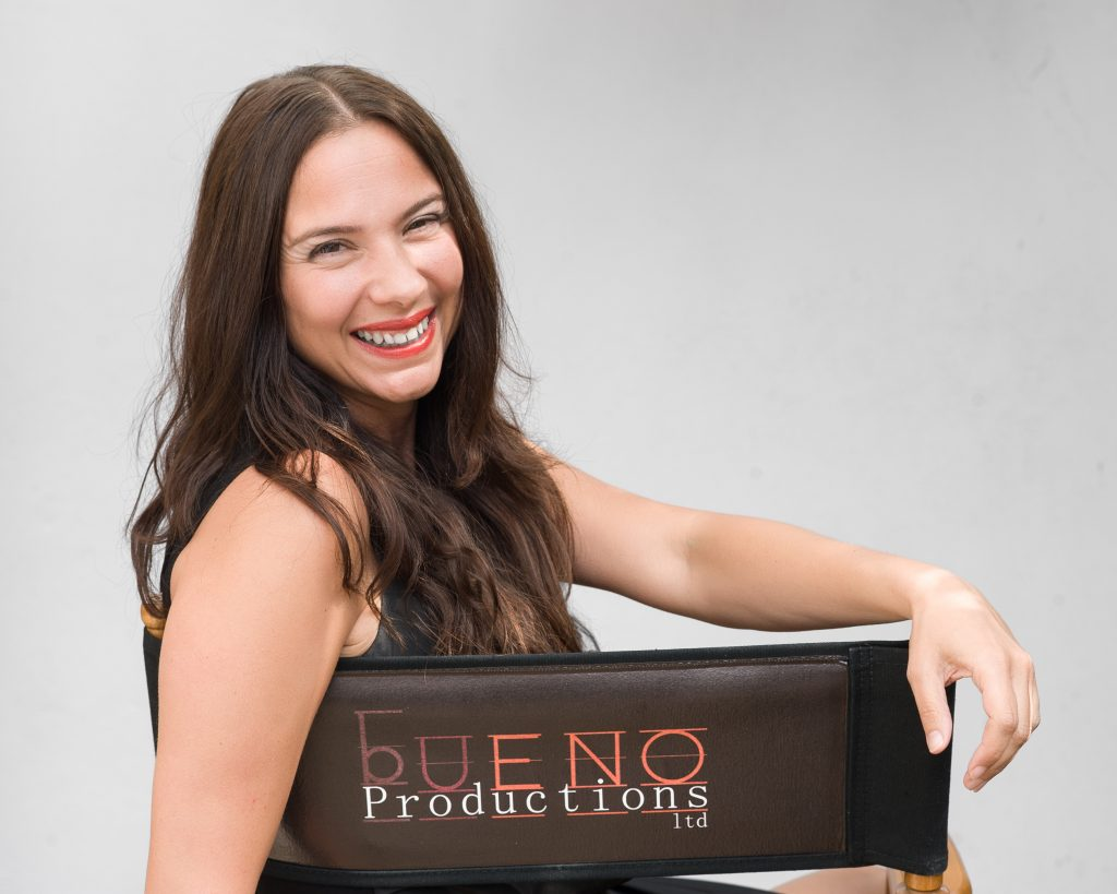 Claire Bueno film journalist