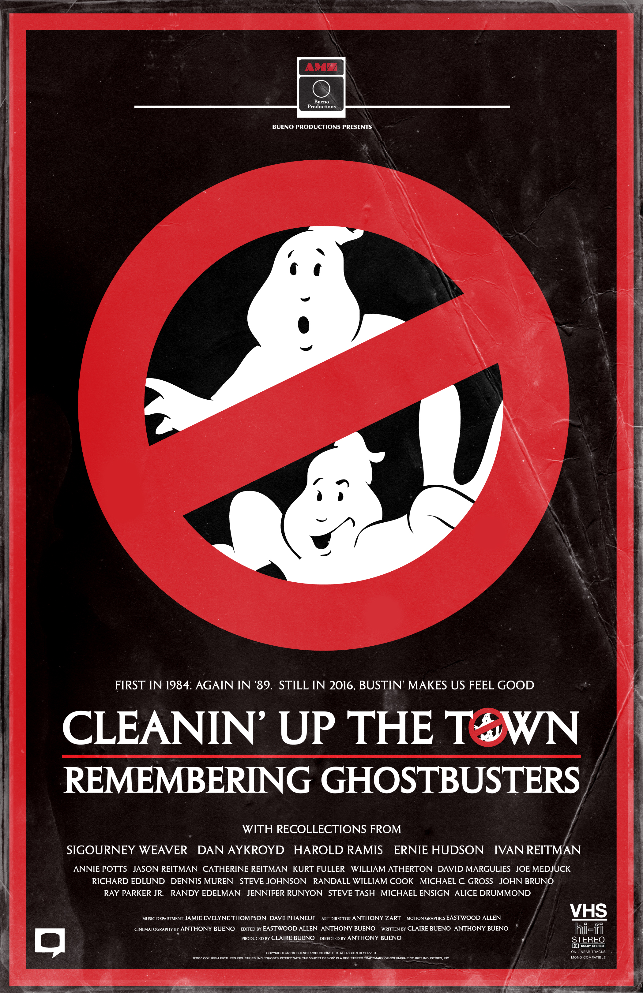 Cleanin' Up the Town: Remembering Ghostbusters – World Premiere