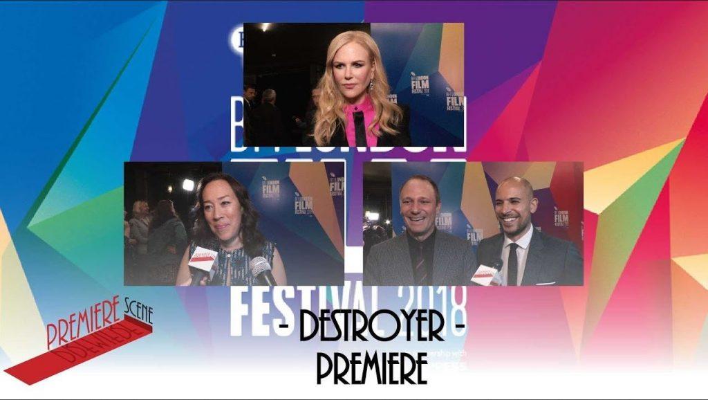Destroyer Premiere