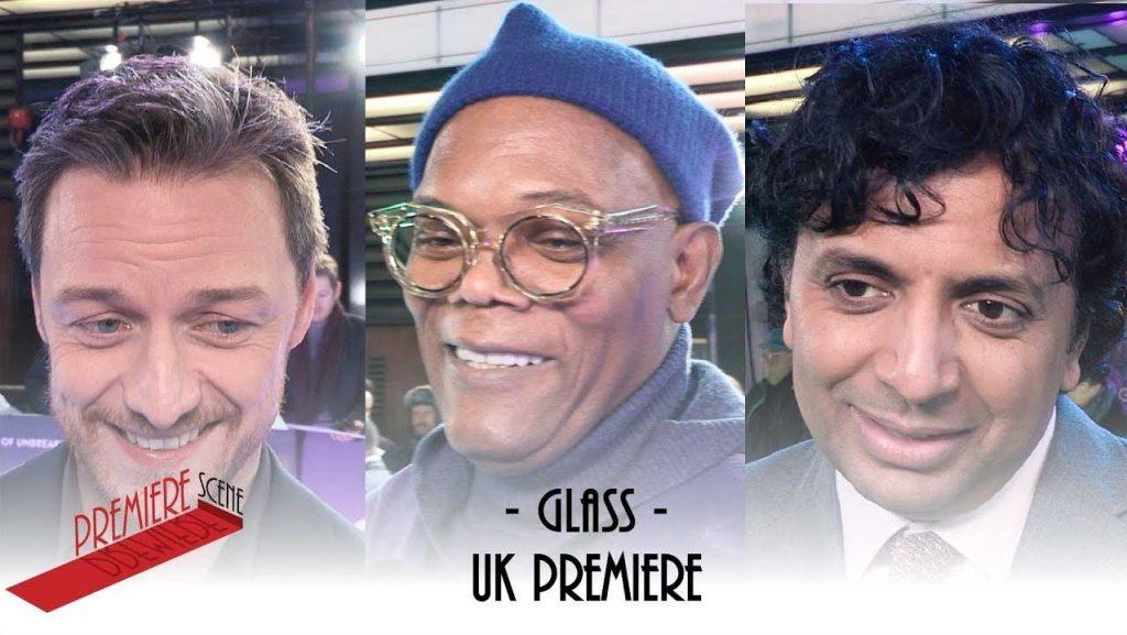 Glass Premiere