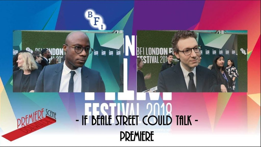 If Beale Street Could Talk Premiere