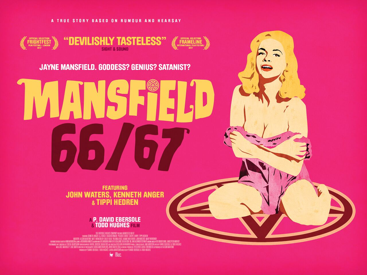 Mansfield 66/67, the Jayne Mansfield story