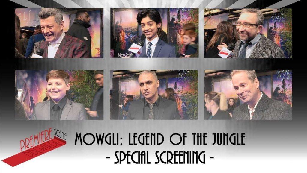 Mowgli: Legend of the Jungle Premiere