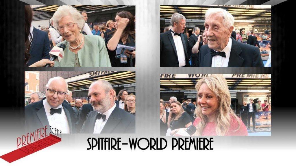 Spitfire World Premiere