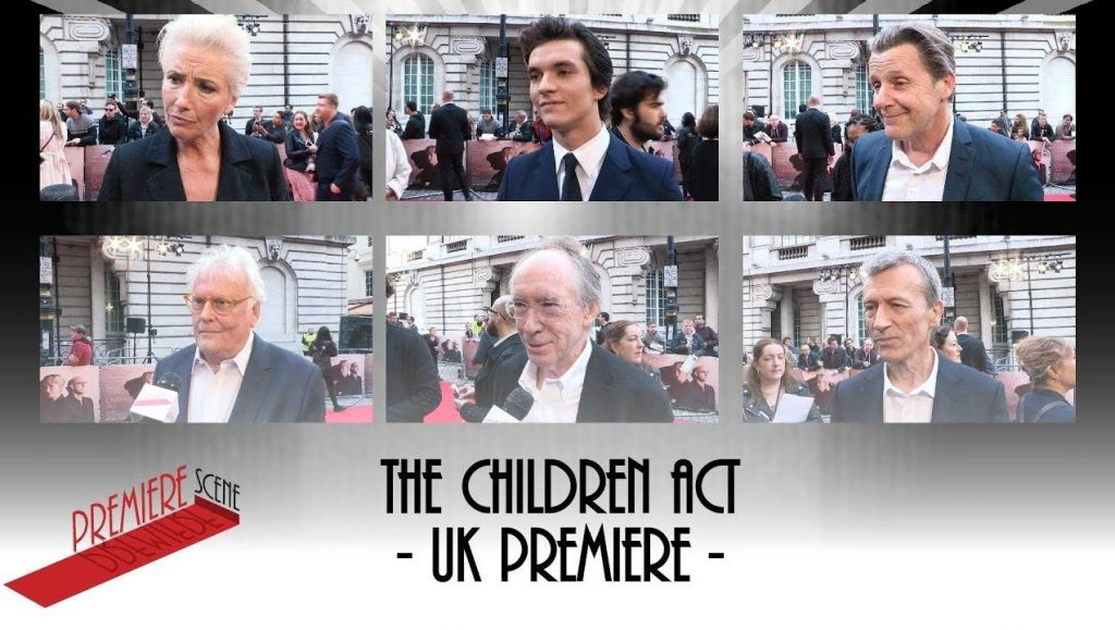 The Children Act Premiere