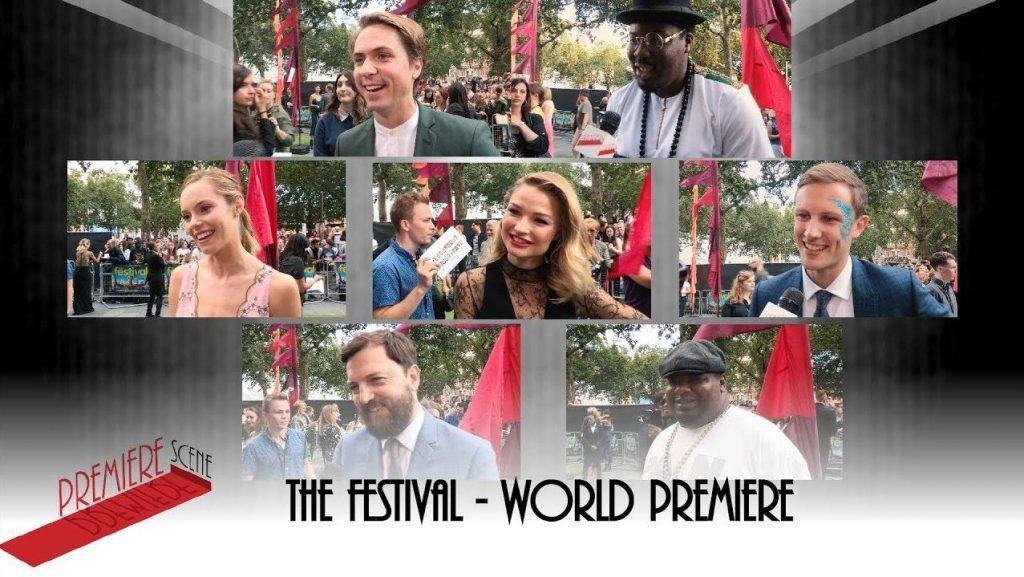 The Festival Premiere