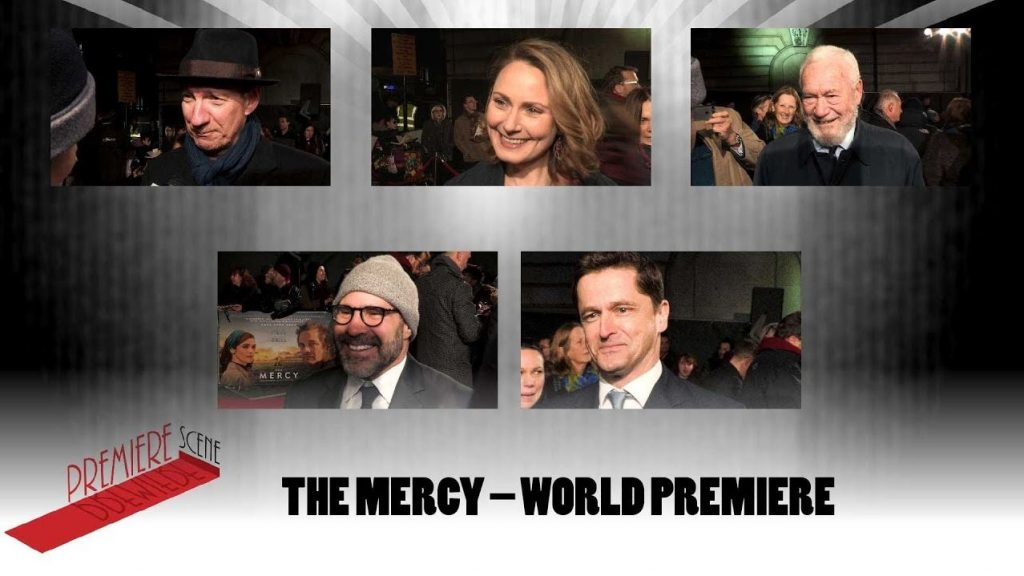 The Mercy premiere