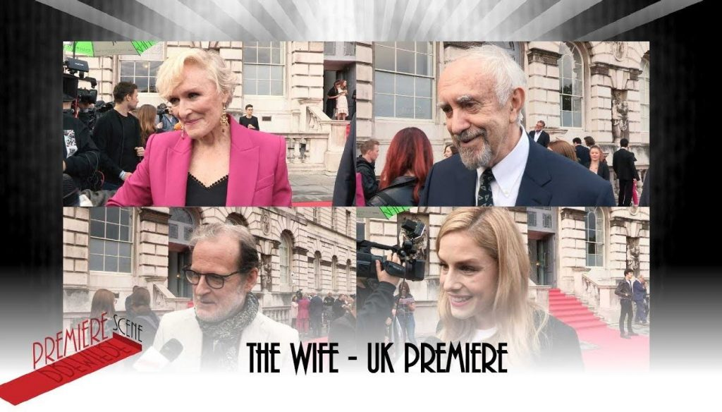 The Wife Premiere