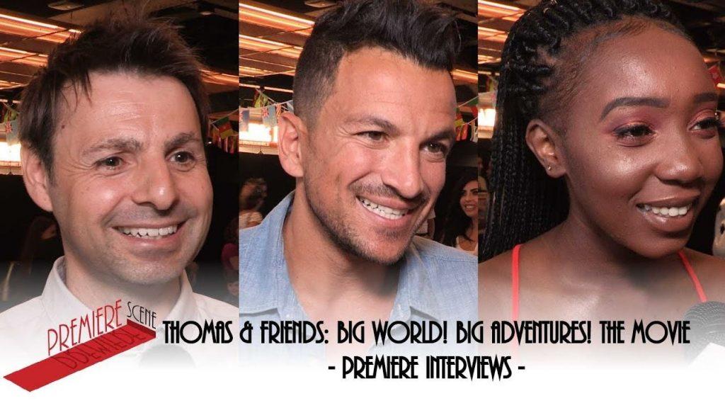 Thomas & Friends Big World! Big Adventures! The Movie premiere