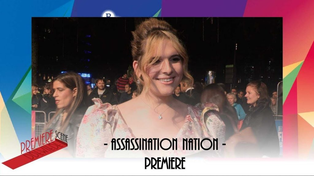 Assassination Nation Premiere