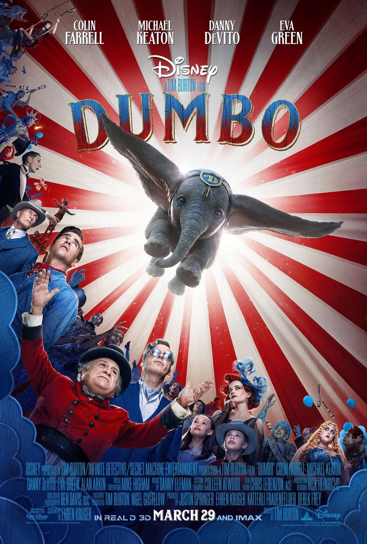 Dumbo – European Premiere