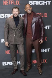 LONDON, UK – European Premiere of Netflix's BRIGHT,
