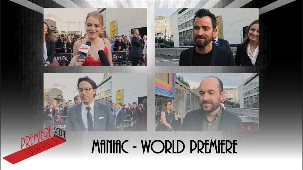 Maniac Premiere