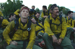 Only the brave - actors Miles Teller and Josh Brolin