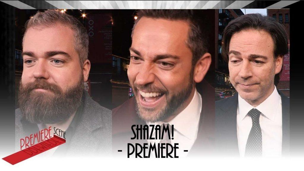 Shazam! Premiere