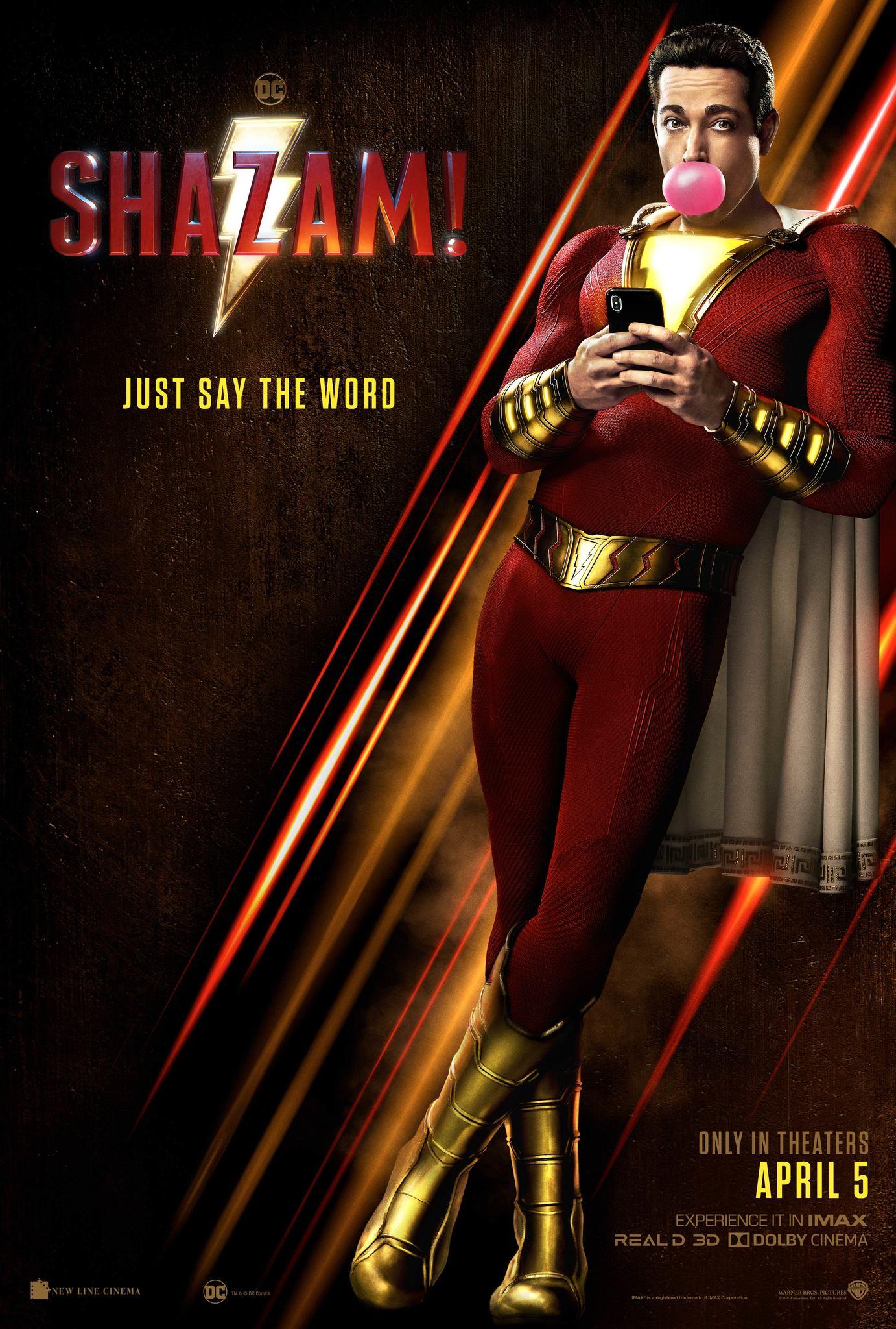 Shazam! – Superpowered Funfair opening