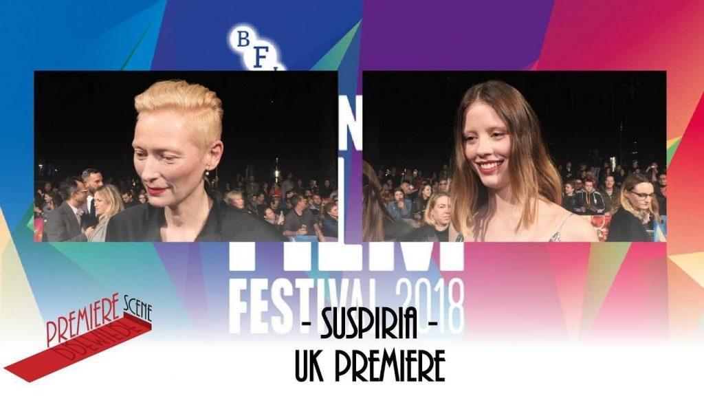 Suspiria Premiere