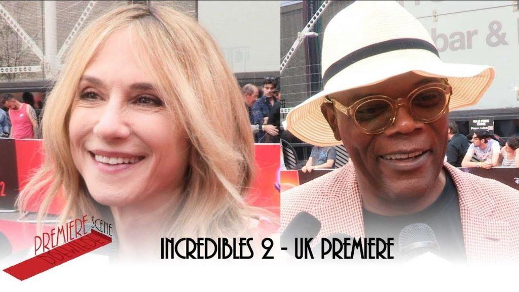 Incredibles 2 Premiere