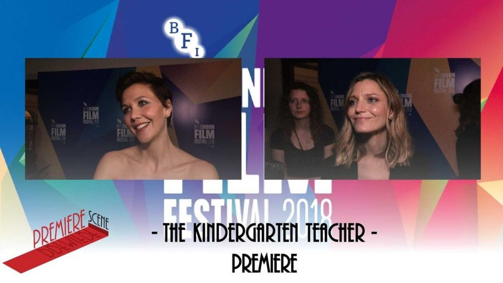 The Kindergarten Teacher Premiere
