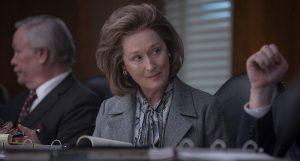 Meryl Streep as Kay Graham - The Post