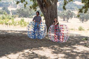 Keanu Reeves and Winona Ryder - Destination Wedding