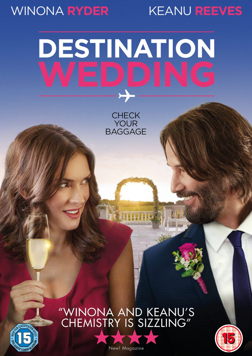 Destination Wedding poster