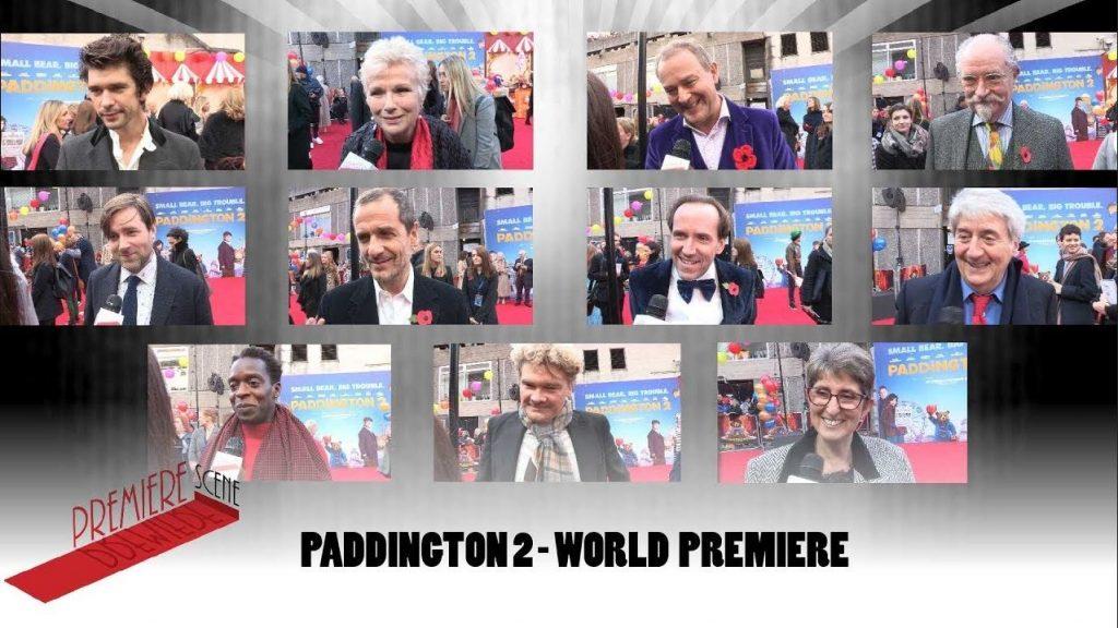 Paddington 2 premiere