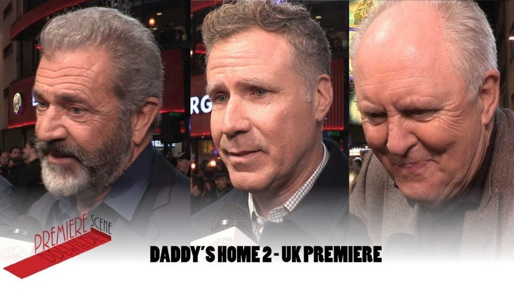 Daddy's Home Premiere