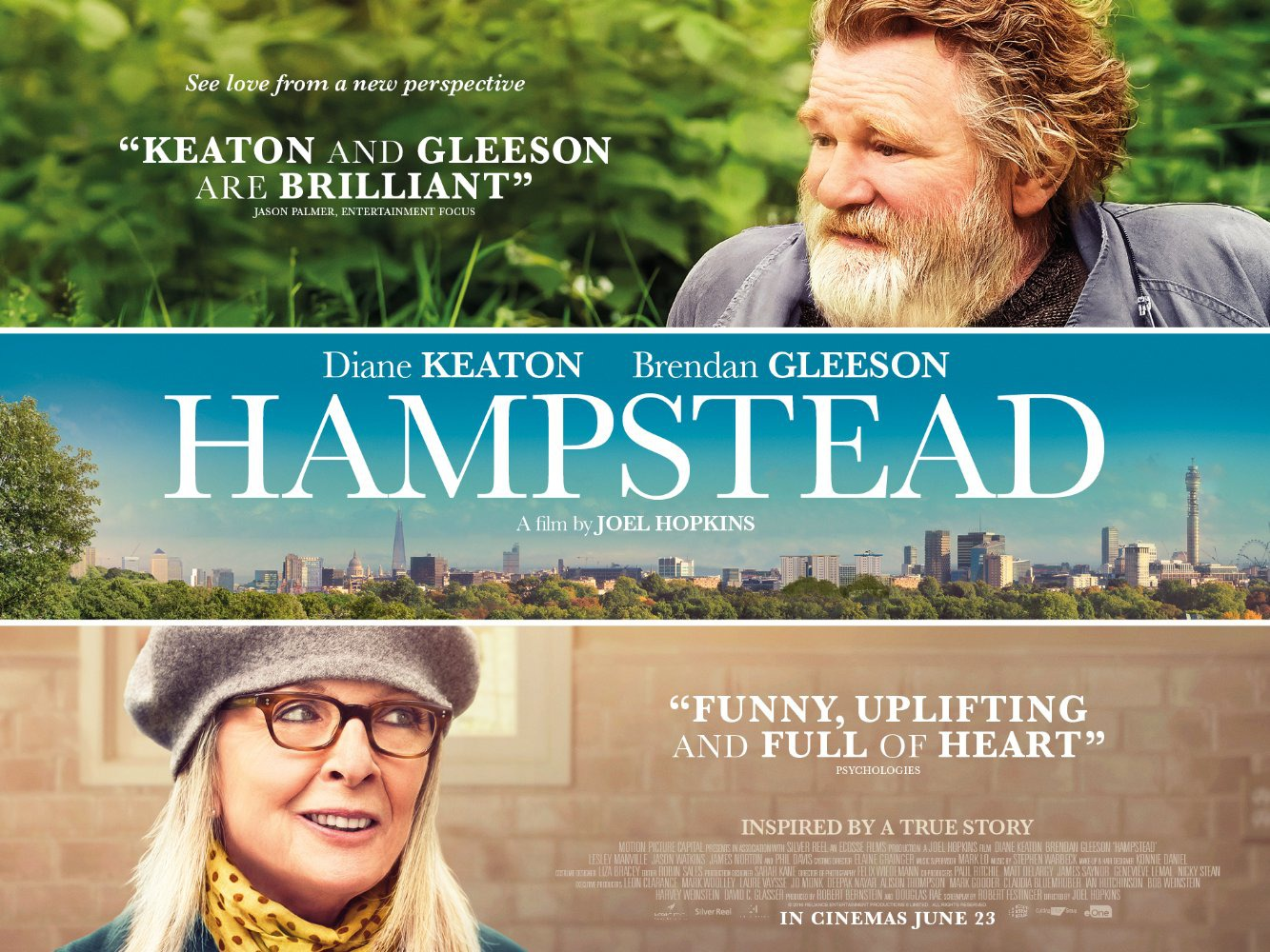 Hampstead Quad Poster