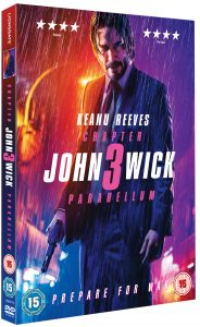 John Wick: Chapter 3 – Parabellum DVD