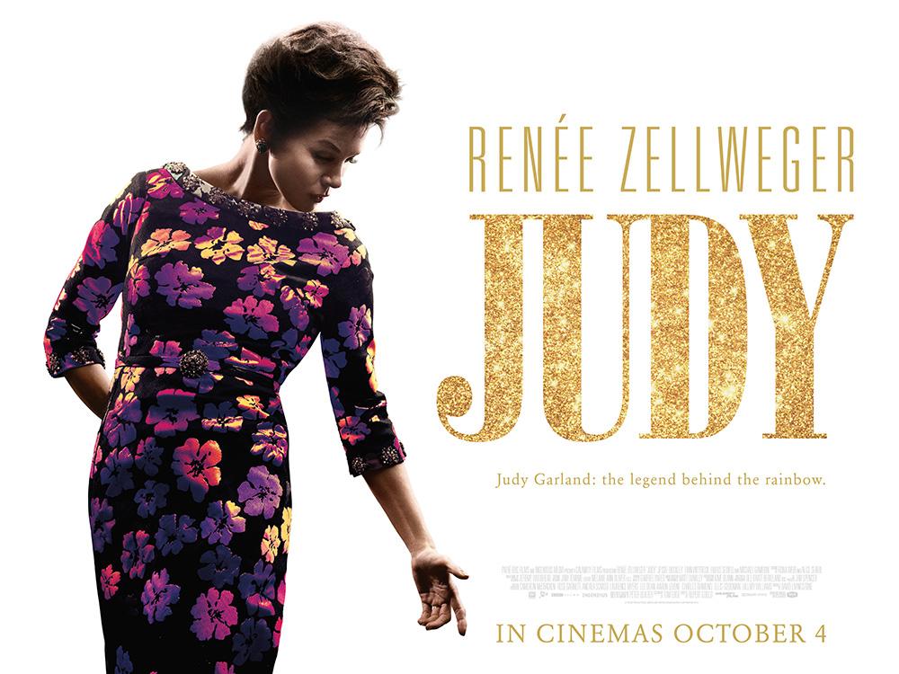 Judy Quad Poster