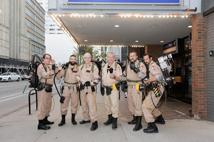 Alberta Ghostbusters Calgary Ghostbusters Doc Screening