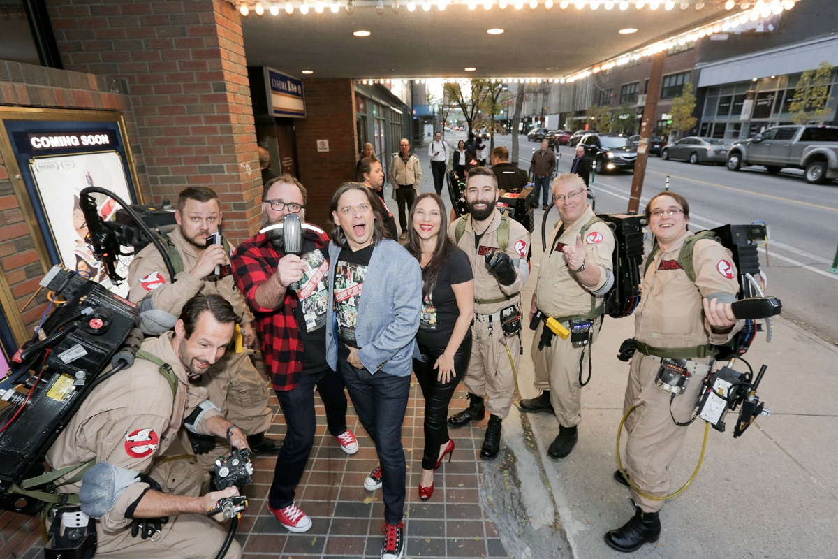 Calgary Ghostbusters Doc - Alberta Ghostbusters