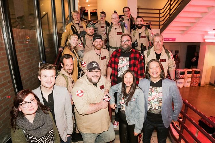 Globe Cinema - Alberta Ghostbusters - GhostbustersDoc filmmakers - CUFF