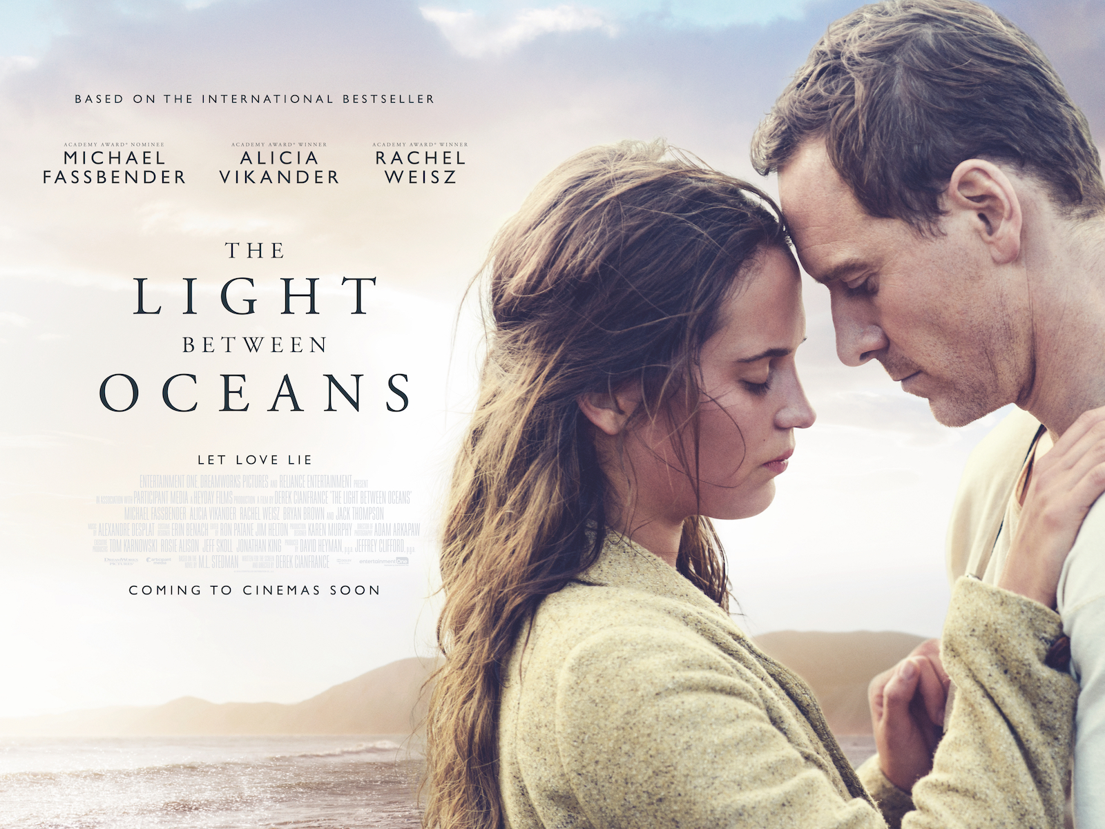 the light between the oceans quad poster