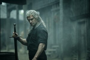 Geralt - The Witcher - Henry Cavill
