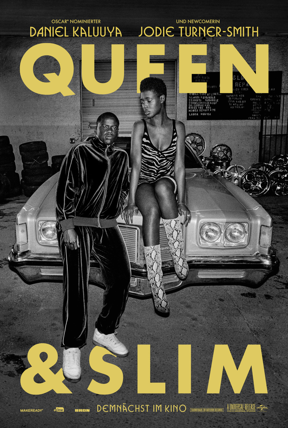 Queen & Slim – UK Premiere
