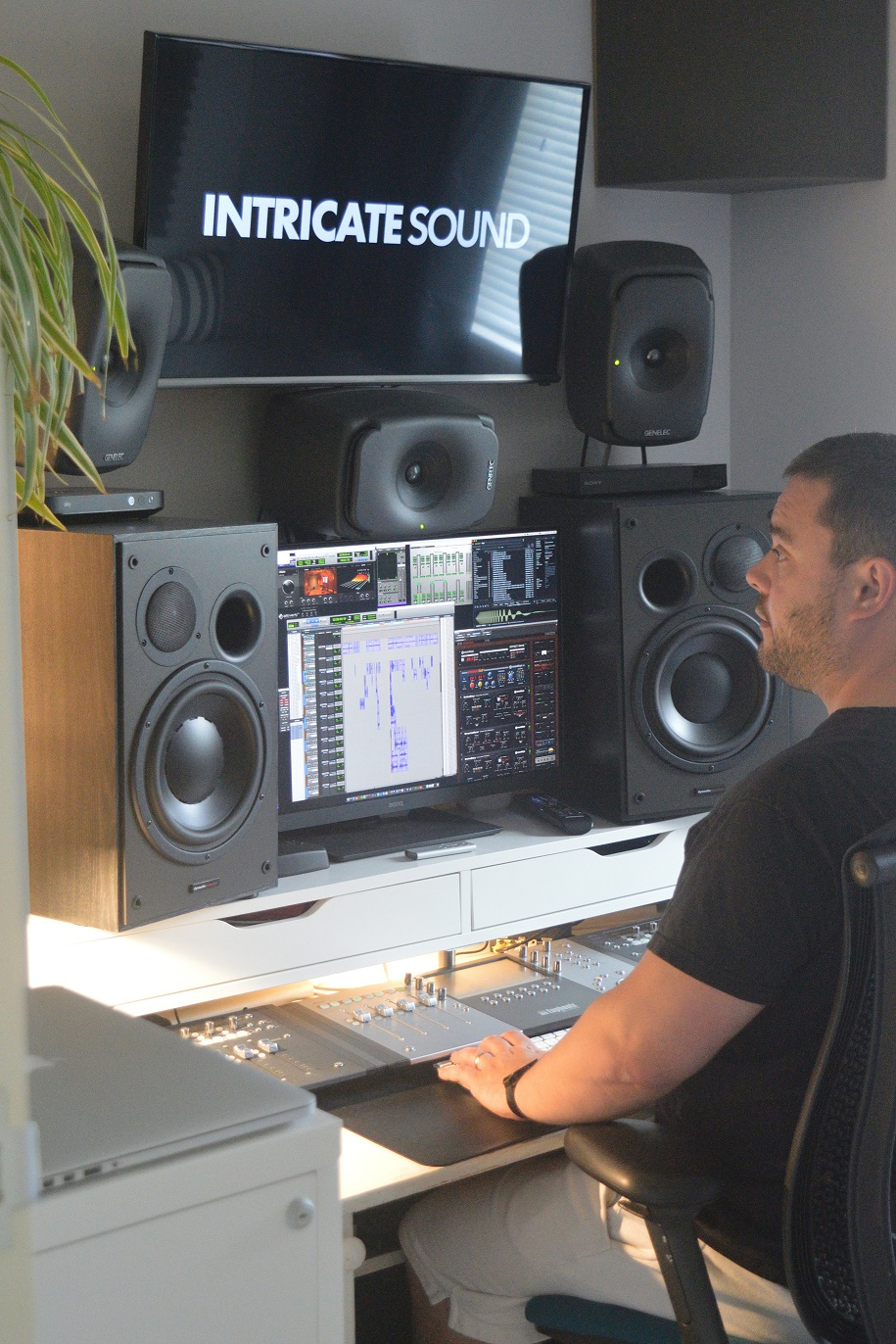Intricate Sound - Ben Carr