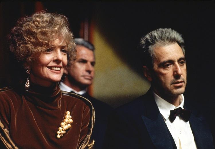 Al Pacino - Diane Keaton - THE GODFATHER Coda The Death of Michael Corleone