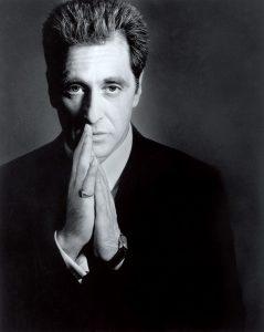 Al Pacino - THE GODFATHER, Coda: The Death of Michael Corleone