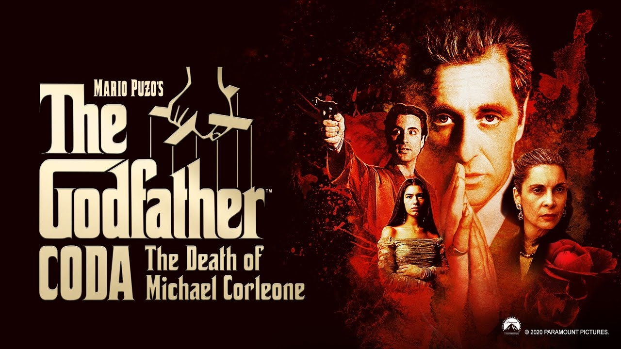 Mario Puzos THE GODFATHER, Coda The Death of Michael Corleone