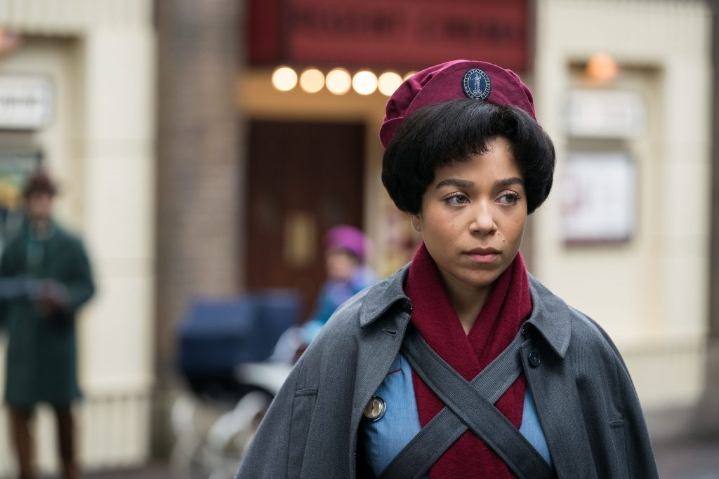 Leonie Ellliott-Lucille Anderson-Call the Midwife (3)