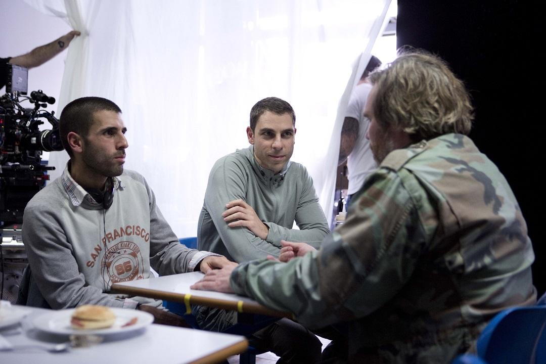 Retaliation - Behind the scenes -Ludwig Shammasian, Paul Shammasian - Alex Ferns