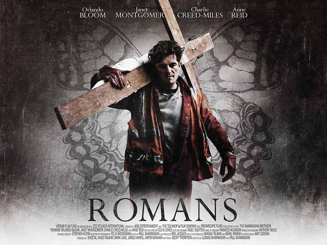 Retaliation (aka Romans) Quad Poster 1