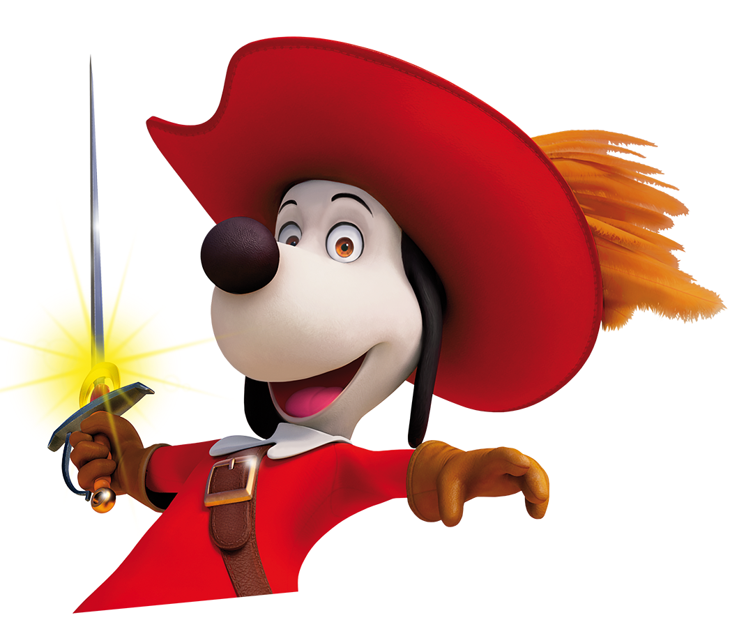 Dogtanian - Dogtanian and the Three Muskehounds