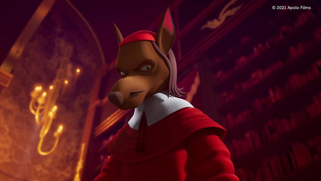 Dogtanian and the Three Muskehounds - Cardinal Richelieu