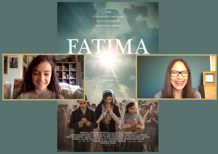 Fatima - Alejandra Howard - Claire Bueno -Premiere Scene
